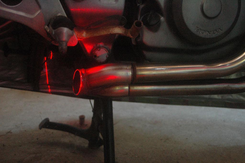 NTV - Adaptation Echappement Ducati/Austin ... - Page 2 Coupe07