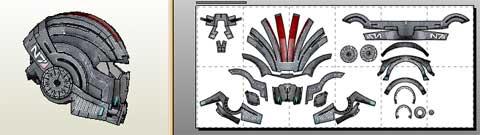 mass effect 3 n7 armor template - jfcustom 39 s foam files page 20